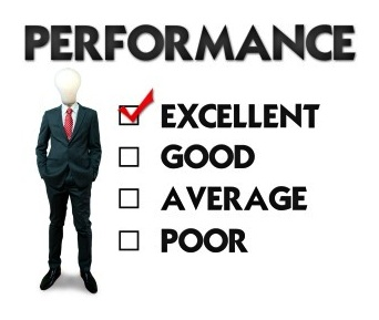 Evaluating Employees Performance